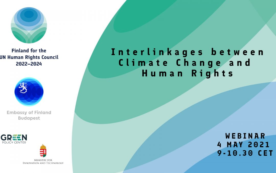 Interlinkages between Climate Change and Human Rights